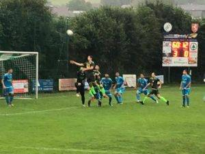 7:0 Kantersieg gegen SV PSK
