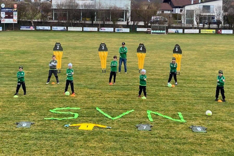 SV Nussdorf Protest Corona